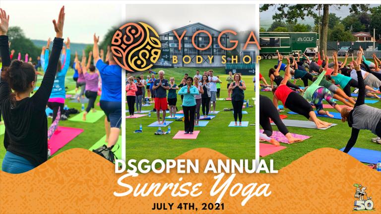 2021 Sunrise Yoga