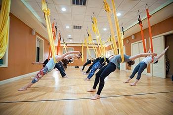 aerial yoga  yoga body shop